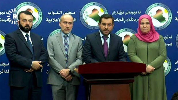 Kürt partilerinden Irak Parlamentosuna bütçe krizi için yeni öneri