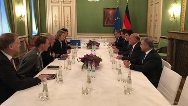 Başbakan Barzani'den Münih'te yoğun diplomasi trafiği