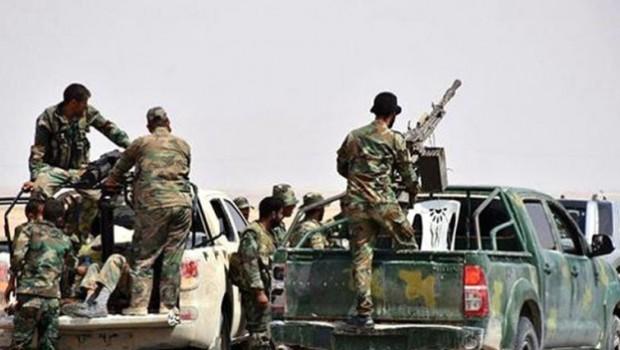 Al Mayadeen: 'Rejim Güçlerine Bağlı Öncü Bir Ekip Afrin'e Girdi'