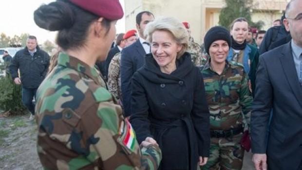 Almanya: Kürdistan Bölgesi ile özel bir ilişkimiz var