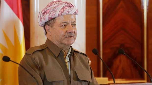 Başkan Barzani: Kürdistan, barışçıl yollarla haklarını talep etmiştir