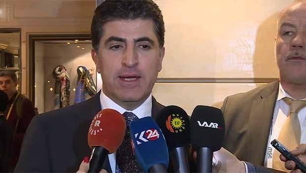 Başbakan Barzani: Kürdistan'daki sorunların çözümü için çaba sarf ediyoruz