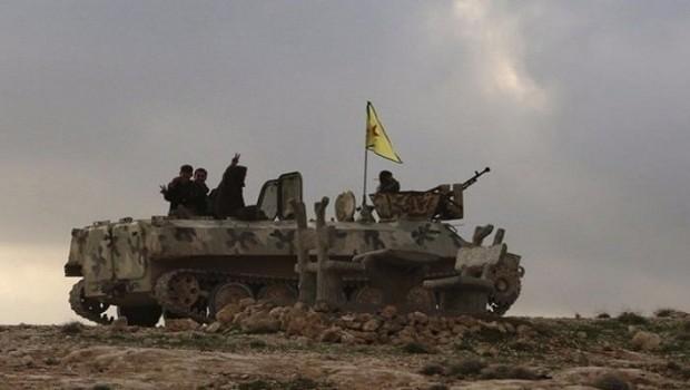 YPG Sözcüsü: Suriye hükümeti ile diyalog halindeyiz