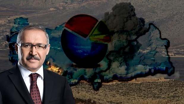 Afrin operasyonu Ak Parti oylarını etkiledi