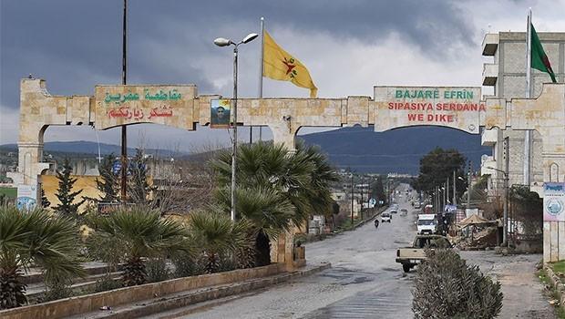Afrin Yönetimi: Şam ile anlaşma sağladık