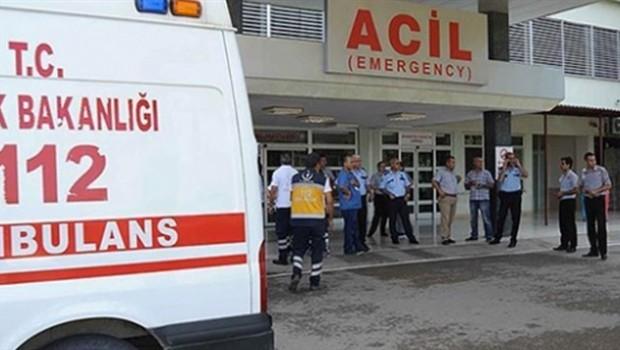 Diyarbakır'da patlama: İki çocuk yaralandı