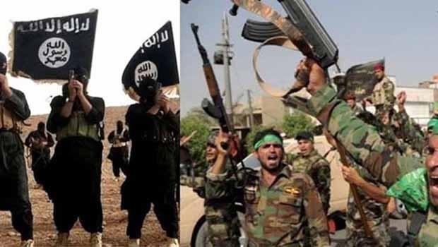 Kerkük'te IŞİD, Haşdi Şabi'ye saldırdı