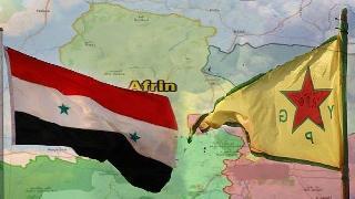 YPG sözcüsü: Suriye ordusu Afrin'e girdi!