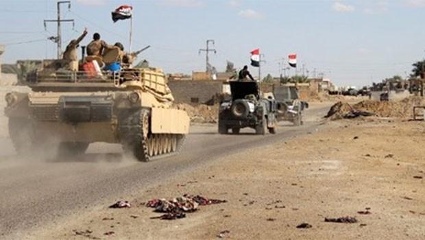 Irak Ordusu Kerkük'ten çekiliyor!