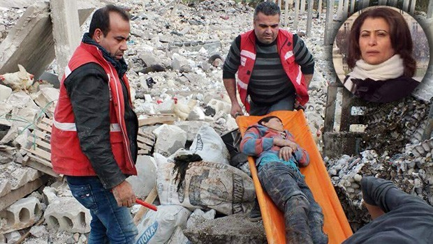 Gülşen Feroğlu: Hani, savaş bize gurbet olacaktı