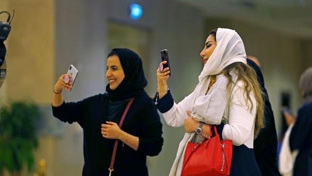 Suudi Arabistan'dan bir ilk daha...