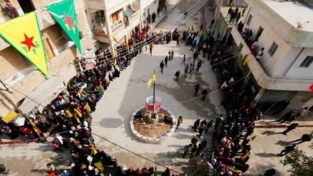 YPG: Mahalleler rejim güçlerinin denetiminde