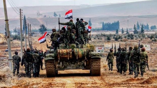 Afrin'deki Suriye birliklerinden Türkiye açıklaması: Savaşacağız!
