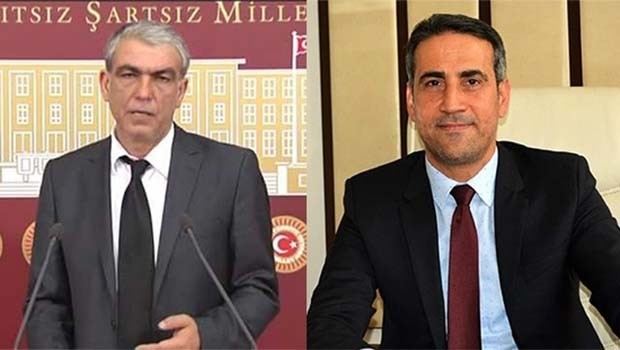 HDP'li iki ismin milletvekilliği düşürüldü!