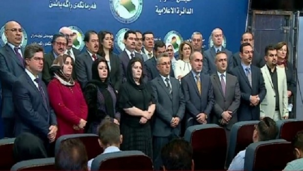 Kürdistani partilerden Irak'ın 2018 bütçe tasarısına ret