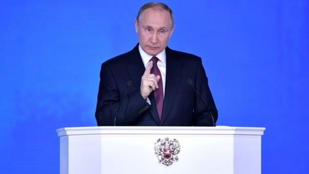 Putin: 'Bizi dinleme zamanınız geldi'