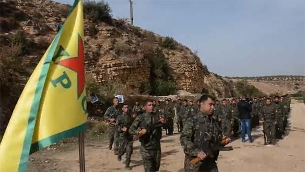 YPG: 10 Suriye milisi Afrin'de hayatını kaybetti
