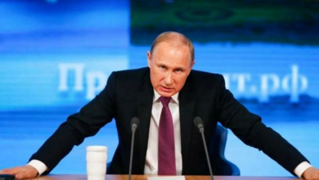 Putin'den ABD'ye: Yaygara koparmayın