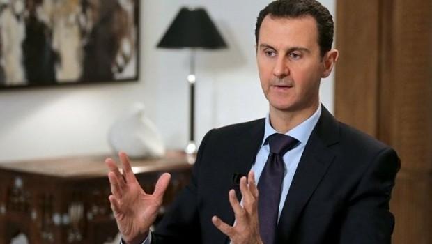 Esad'dan dikkat çeken Afrin açıklaması