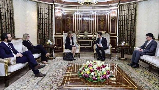 Mesrur Barzani: Bağdat anayasaya uymuyor!