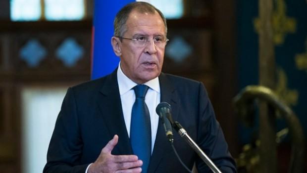 Lavrov: ABD, Suriye'yi bölmeyi planlıyor!