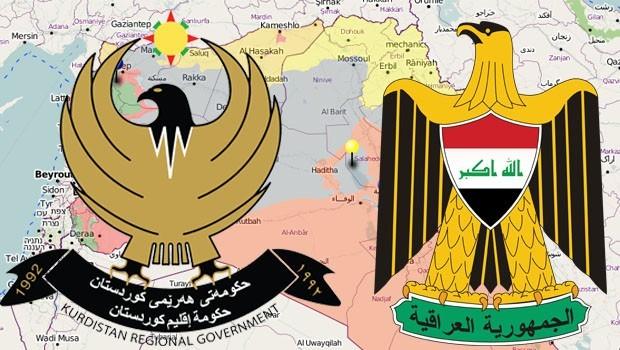 Erbil ile Bağdat arasında sınır kapılarıyla ilgili ön anlaşma