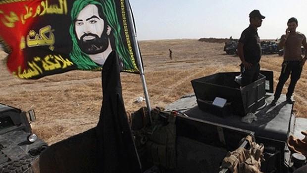 Haşdi Şabi'den YNK'ye 'Kürdistan bayrağı' tehdidi