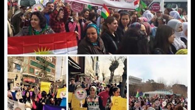 PAK: 8 Mart Dünya Kadınlar Günü Kutlu Olsun