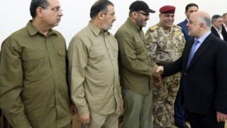 Abadi'den Haşdi Şabi milislerin maaşlarına zam