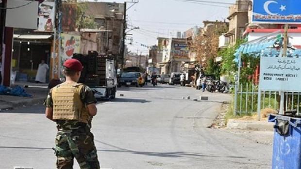 Kerkük'te Irak Türkmen Cephesi'ne roketli saldırı