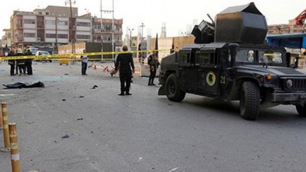 Kerkük'te Haşdi Şabi konvoyuna bombalı saldırı