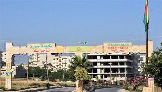 Afrin'de Halktan 'Savaşın durması için' plan