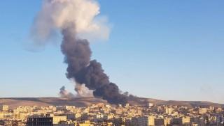 AFP: 30 bin sivil Efrin'den ayrıldı