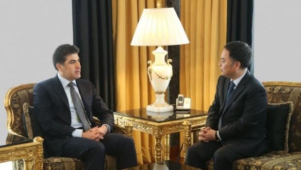 Çin: Kürdistan'da yatırım yapmak istiyoruz