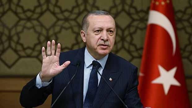 Erdoğan: İşimiz bitmeden Efrin'den çıkmayız