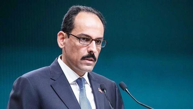 Kalın: Efrin'in yüzde 70'inde kontol sağlandı