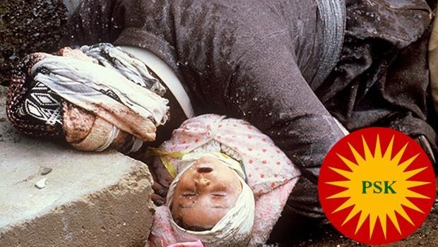 PSK: Halepçe Kanamaya Devam Ediyor
