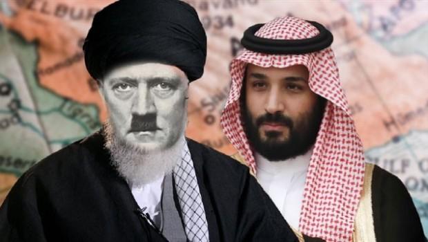 Arabistan'ın veliaht prensi'nden İran'ın liderine şok sözler!