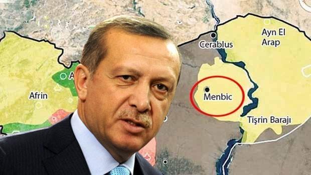 Erdoğan'dan yeni askeri harekat sinyali