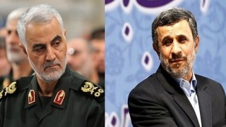 Ahmedinejad'dan Kasım Süleymani'ye tehdit