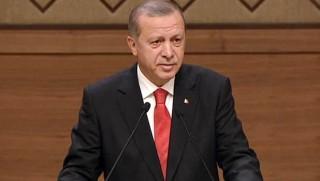 Erdoğan: ÖSO, Afrin'de kontrolü sağladı