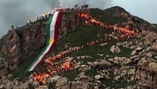 Kürdistan'da 5 günlük Newroz tatili