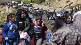 ABD açıkladı: Efrin endişeyle boşaltılmış!