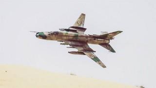 ÖSO, Suriye uçağı düşürdüğünü açıkladı