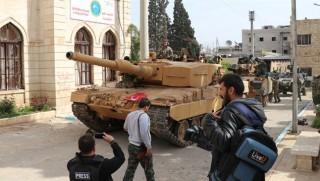 Suriye: Türkiye derhal Efrin'den çekilmeli