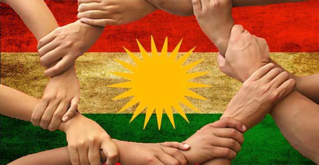 Mizgînî!!! Partiyên Bakurê Kurdistanê bûn yek!