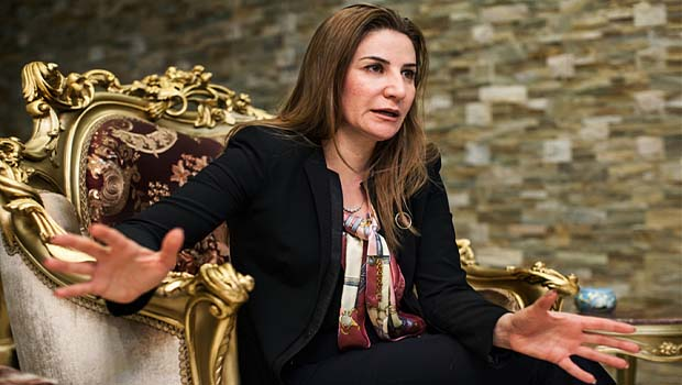 Vîyan Dexîl: Dê hemû rêkar bo derxistina PKKê ji Şingalê bikar bînin