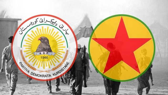 Daxweza PDK eve ku PKK bi aştiyane ji Şingalê derkeve