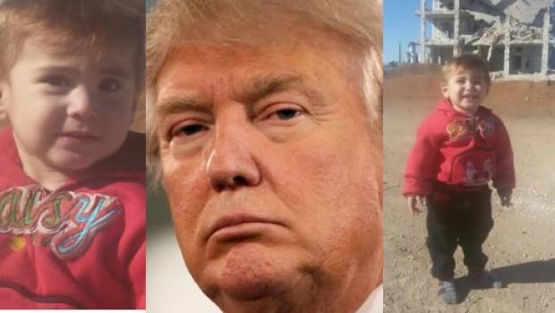 Bavekî ji Kobanî navê kurê xwe kir Trump