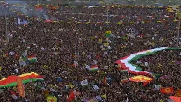 Dem û cihê Newroza Wan û Amedê diyar bû